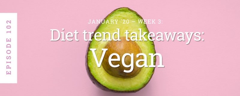 Nutrition video - vegan